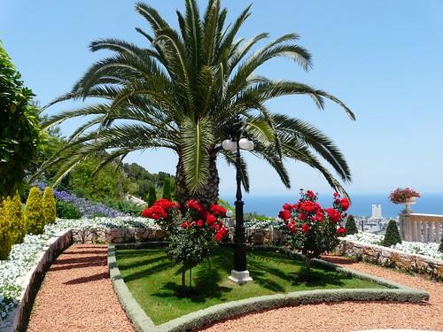 Bahai-Gärten