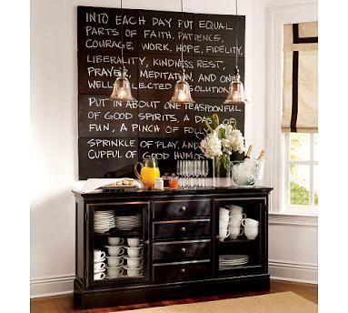 Dining Room On Idea From Potterybarn Com Flickr Photo Sharing
