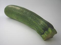 flower(0.0), leaf(0.0), plant(0.0), produce(0.0), fruit(0.0), plant stem(0.0), cucurbita(0.0), vegetable(1.0), green(1.0), food(1.0), cucumber(1.0), gourd(1.0),