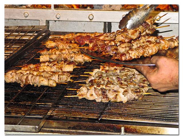 Сувлаки: популярное мясное блюдо на Кипре