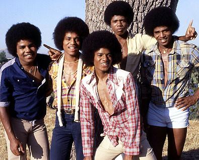 Tito Jackson, Jermaine Jackson, Michael Jackson, Marlon Jackson