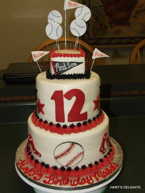 Chicago Birthday Cake Ideas