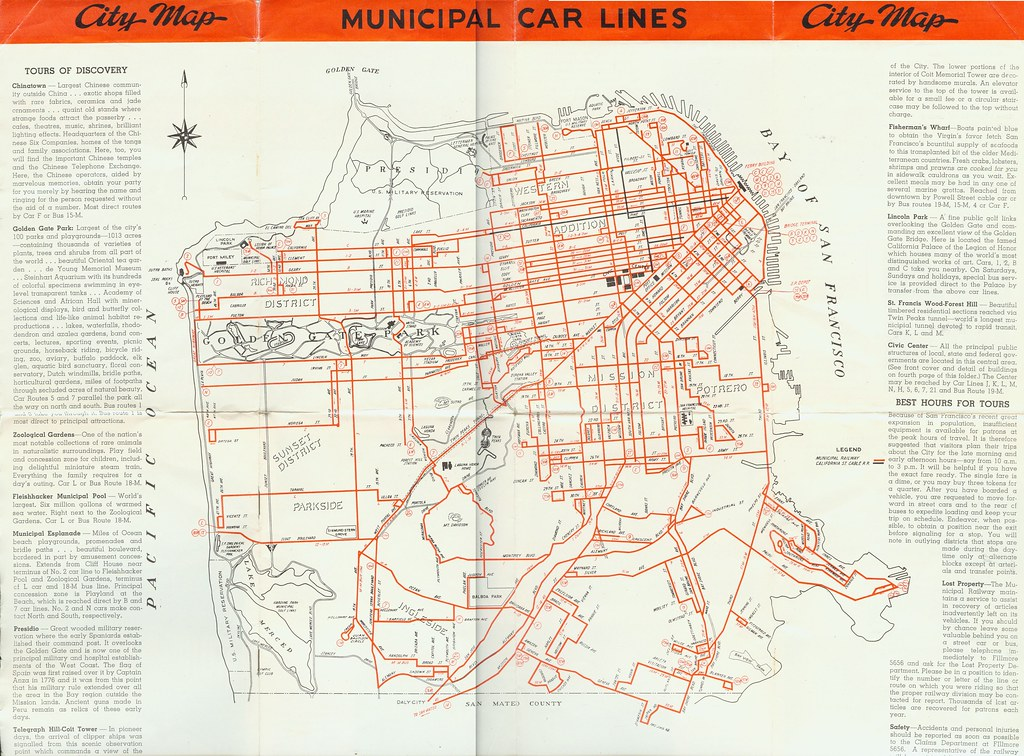 Maps of your cityu0027s historic trolley lines