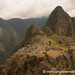 Back Side of Machu Picchu, Peru