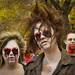 Zombie Walk by Steve Gilchrist
