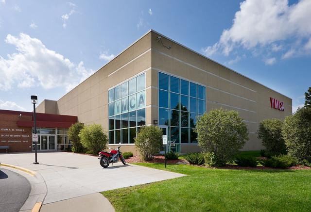 Coon Rapids: Emma B. Howe Northtown YMCA Facility Photos