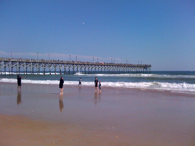 Surf city fishing pier flickr photo sharing for Surf city fishing pier