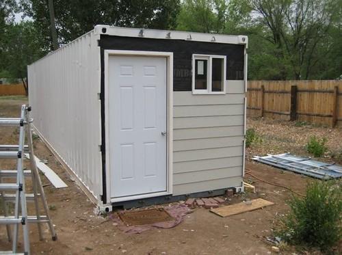 Casas hechas con contenedores diario ecologia - Casas hechas de contenedores ...