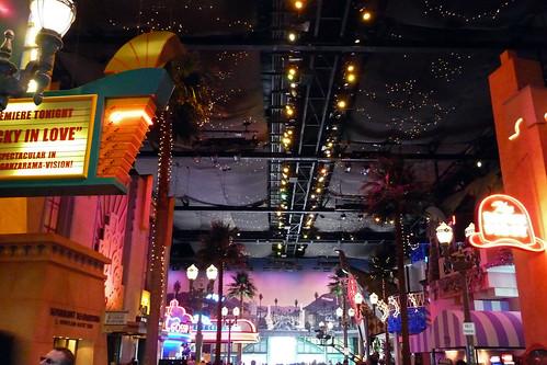 Inside Disney Studio 1