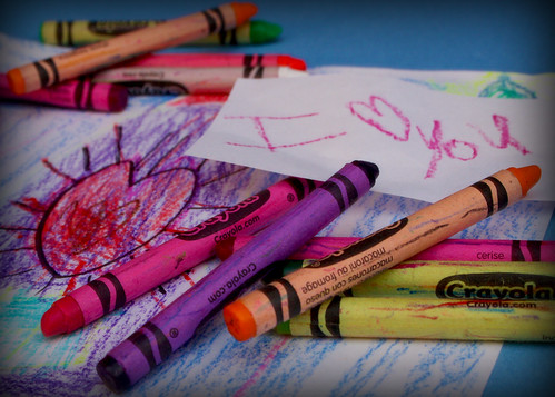 Say it With Crayons
