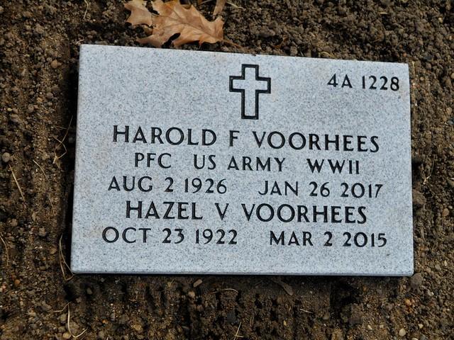 Harold Voorhees