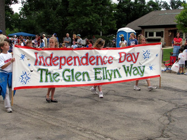 Glen Ellyn 2009 Fourth of July Parade