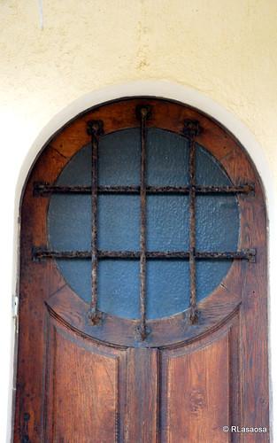 San Juan de Luz - Puerta by Rufino Lasaosa