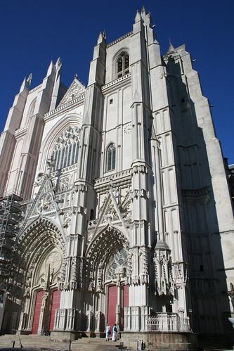 2008.08.05.330 - NANTES - Cathédrale Saint-Pierre et Saint-Paul de Nantes