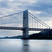 George Washington Bridge NY side