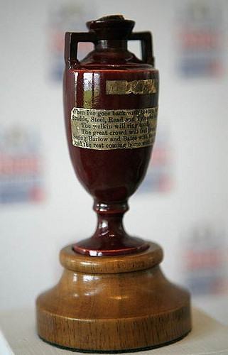 Ashes Urn which has to be earnt