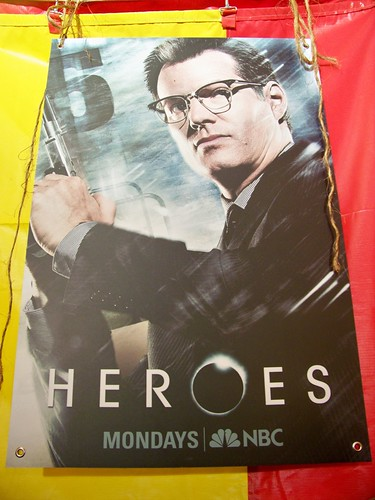 Heroes Carvinal at San Diego Comic-Con International