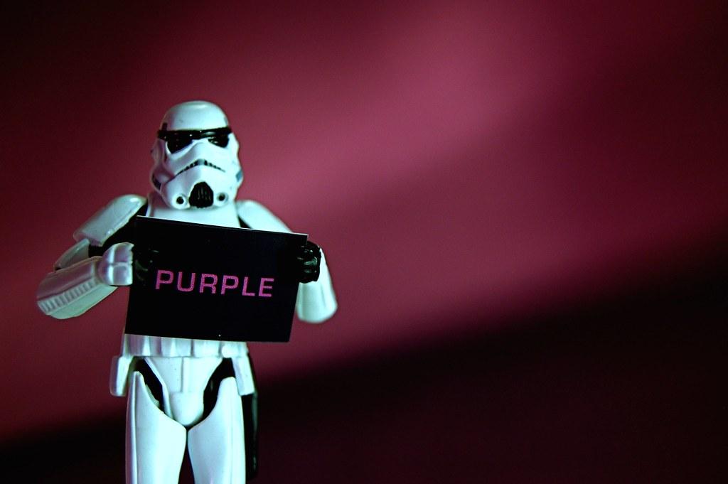 Imperial Art Appreciation: Purple