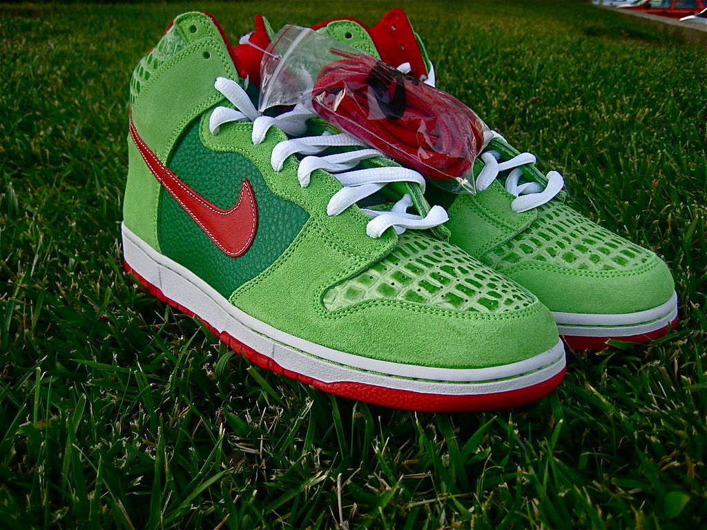 online store 0b30d a8cff ... Nike dunk high SB (Dr Feel Good  by jtay1739