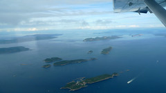 Islands off Sidney, Vancouver Island