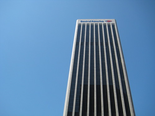 Bank of America building - trust your bank