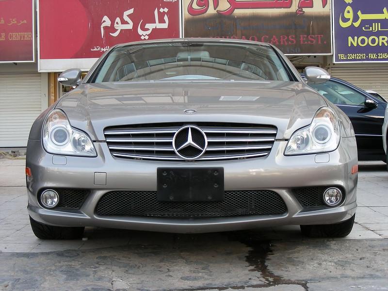 Mercedes benz cls 500 2009 for 2009 mercedes benz cls 500