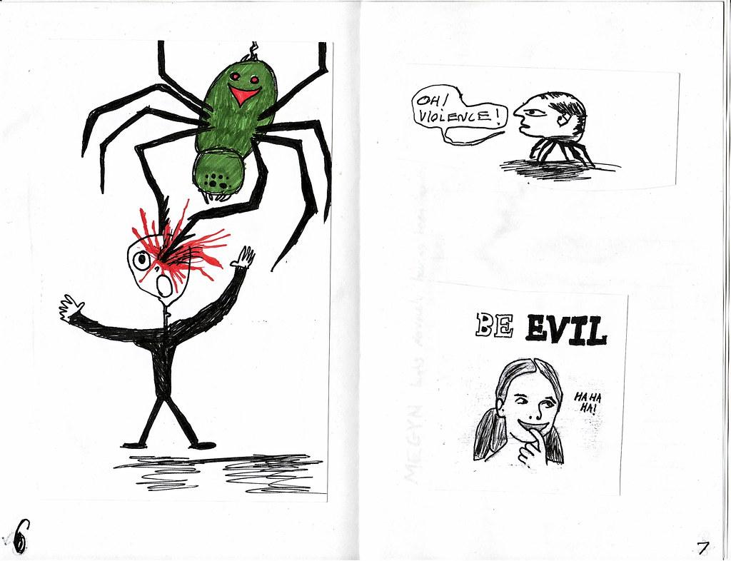 """doomed8: """"Be Evil"""""""