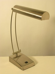 Silver Desk Lamp Rental