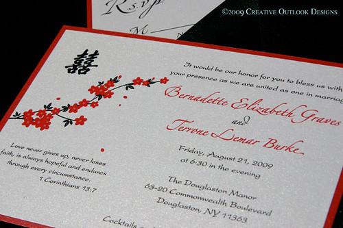 Sorry, Asian grandeur wedding invites charming