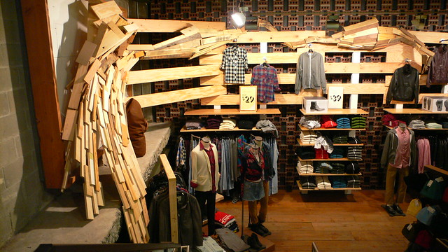 Mens urban clothing stores New York