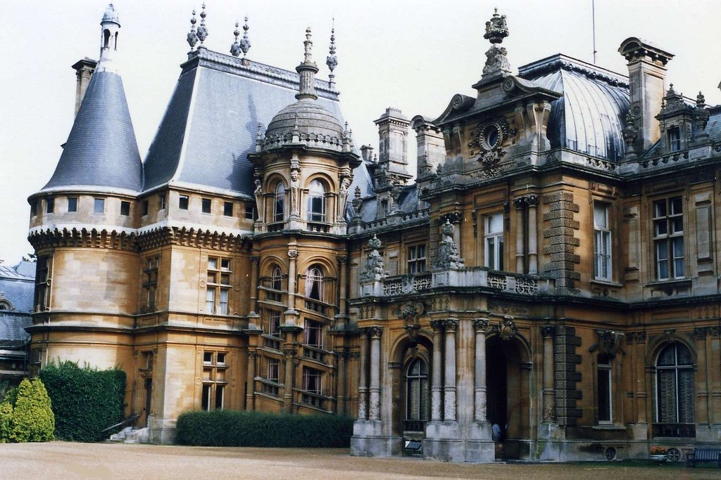Waddesdon Manor, Buckinghamshire 01