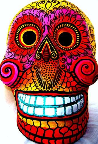 artesanias mexicanas calaveras