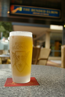 Pure Blonde at the Bended Elbow