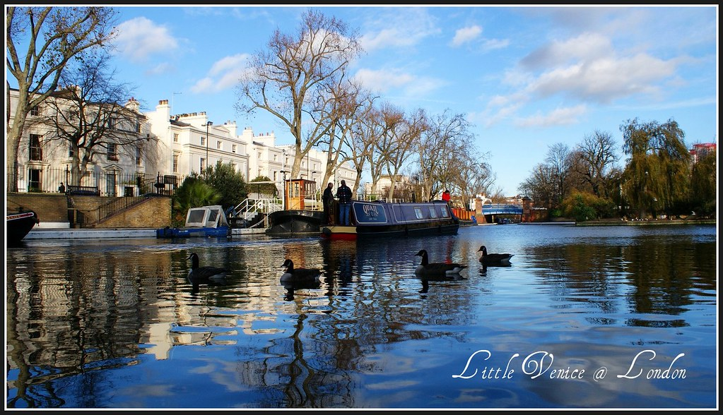 小威尼斯 Little Venice @ London