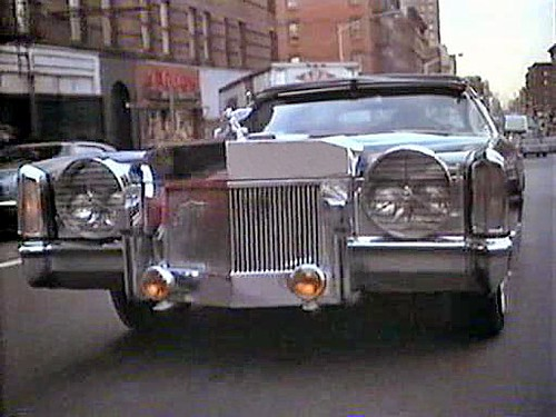 Custom Superfly Cadillac