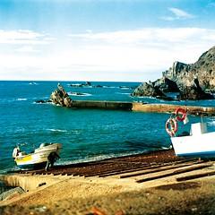 Porto de Pesca da Azenha do Mar