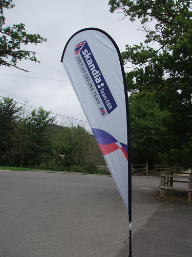 RYA Medium Flying Banner