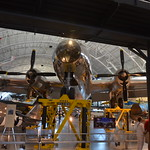 "Steven F. Udvar-Hazy Center: B-29 Superfortress ""Enola Gay"""