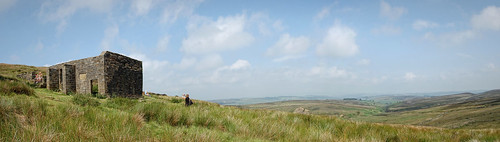 Top Withens Moorland Panorama