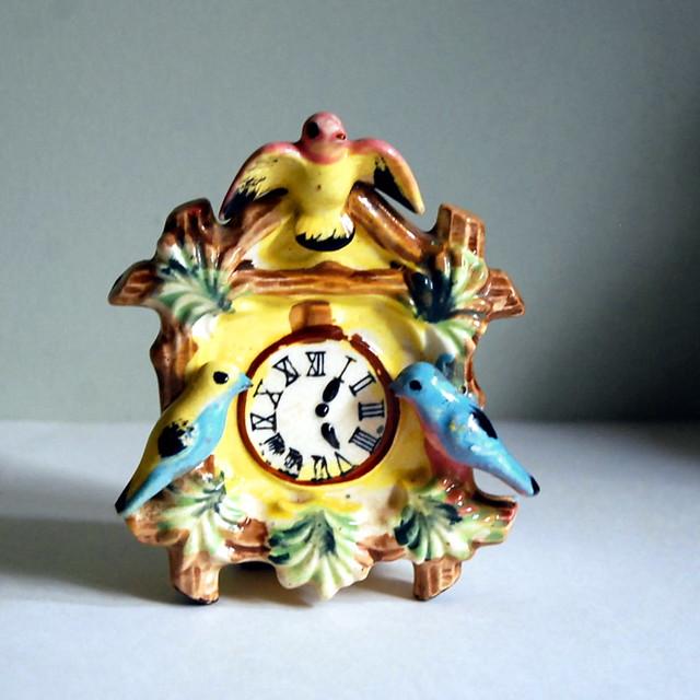 Vintage Cuckoo Clock Wall Pocket Flickr Photo Sharing