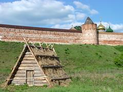 Savior Monastery of St. Euthymius, Suzdal.