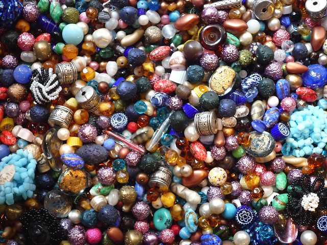 Antique Murano Glass beads