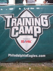 2009 Eagles Training Camp