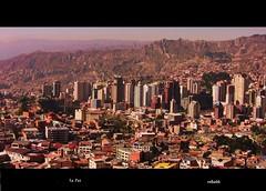 BOLIVIEN - La Paz