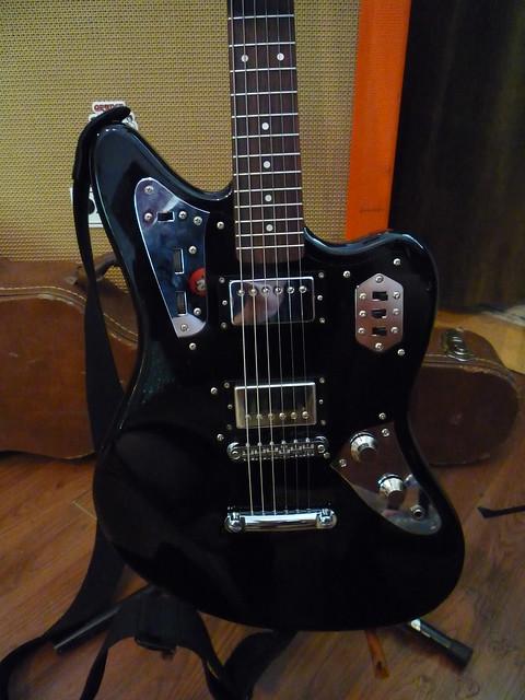 Photo:Fender Jaguar HH Body By Roadside Guitars