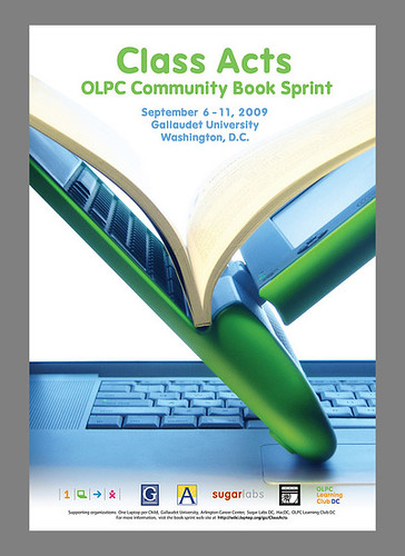 My OLPC Community Book Sprint DC Poster 2009 (thumbnail image)