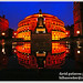 Royal Albert Hall  Architecture :: The Albert in the Rain