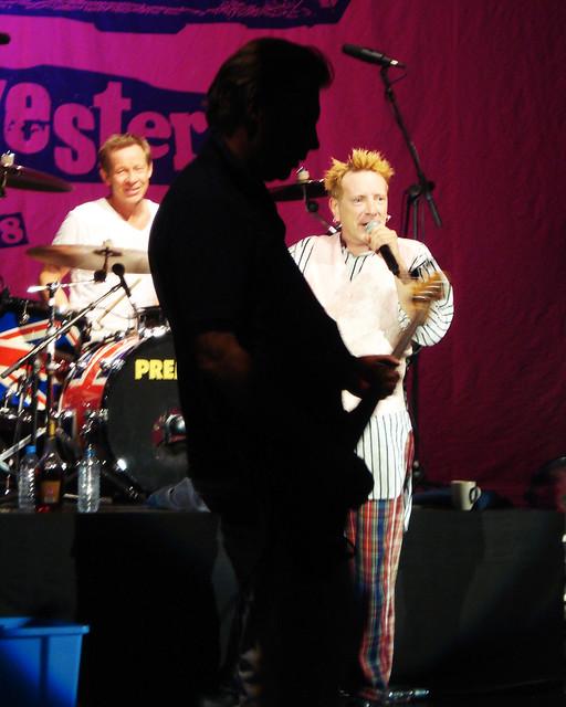 Glen Matlock - Sex Pistols Live 2008