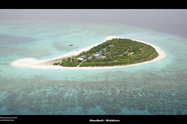Randheli Island - Maldives