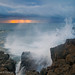 Blowing Rocks Surf Crash by Michael Pancier Photography